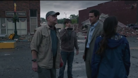 Into the Storm- The Found Footage of Found Footage