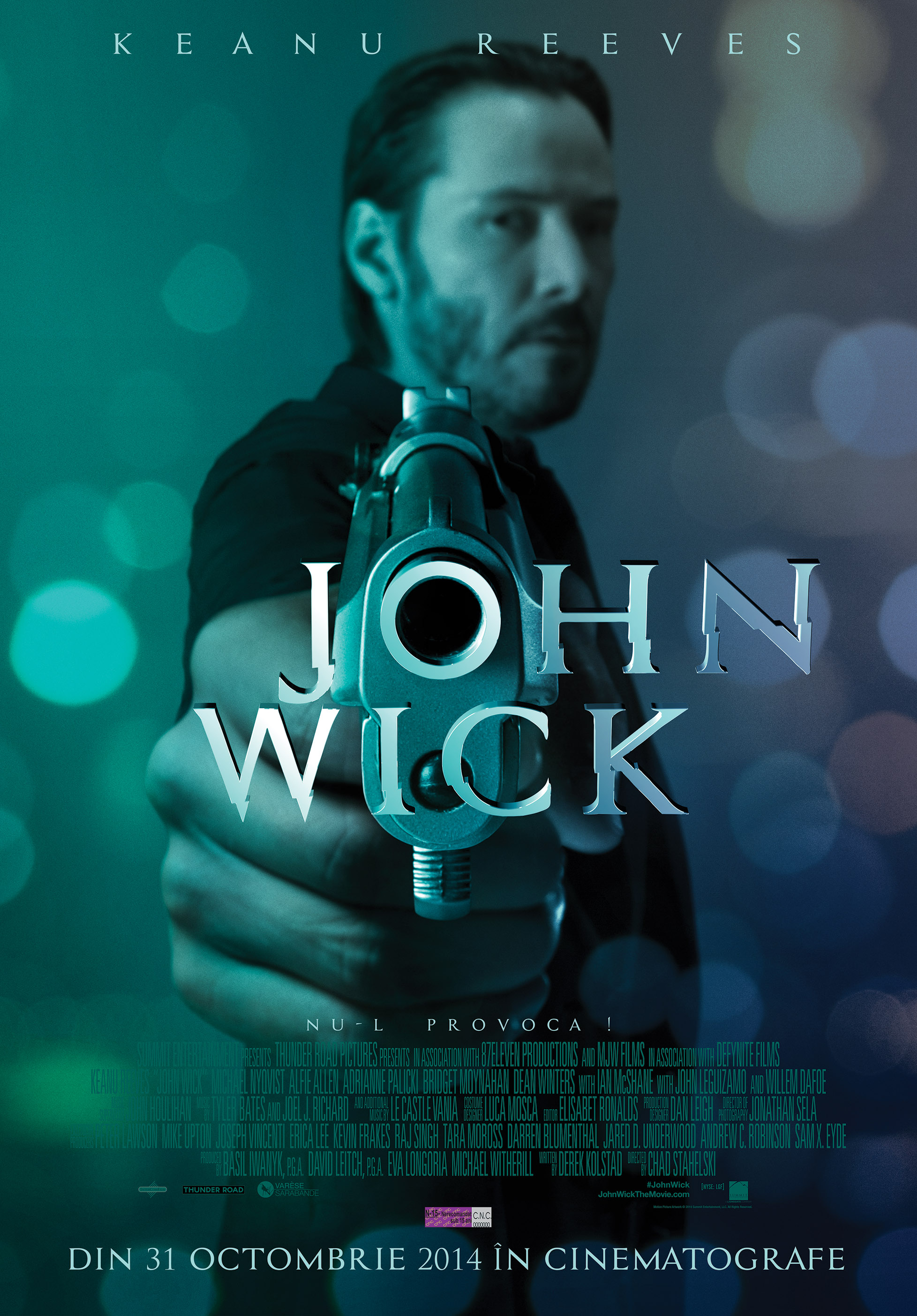 John Wick (2014) BluRay 720p 490MB Dual Audio ( Hindi – English ) MKV