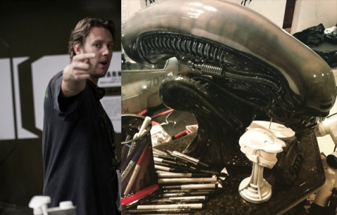 Blomkamp alien film