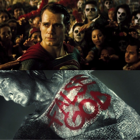 Batman V Superman loved and hated