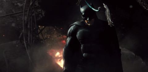 Batman V Superman New Batman Suit