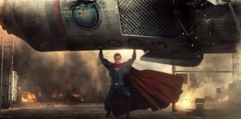 Batman V Superman New suit